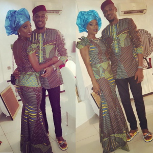 2face And Annie Idibia Step Out In Style In Matching Outfits