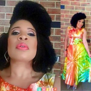 Photos : Monalisa Chinda Flawless In New Photos