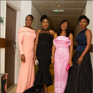 Photos From 'Fifty' Lagos Movie Premiere