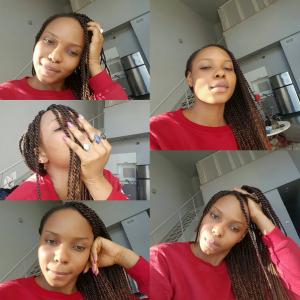 Photos :  Yemi Alade Shares Her No Make Up Photo