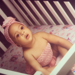 Flavour Finally Shares Pic Of His Daughter With Anna Banner