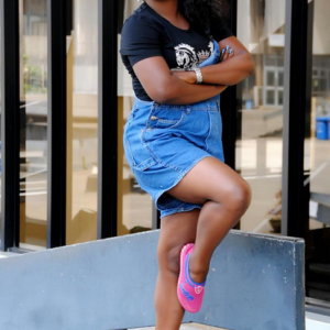 Comedienne Helen Paul Dazzles In New Photoshoot