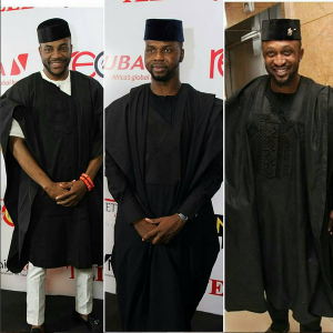 Who Rocked It Better ? Dare Alade Vs Ebuka Uchendu Vs Debola Williams