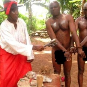 Two Allegedly Gay Men Caught Handed Over To Priest For Spiritual Cleansing In Delta