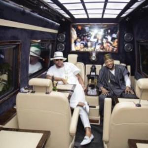 Photos : Check Out E- Money's New Luxury Car