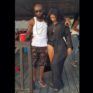 2shotz Shares Photo With A Lady