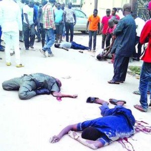 Policeman Kills Twin Brothers,Friend And Himself In Lagos