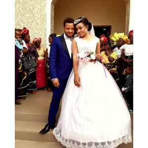 Photos : Actress Sugar Chika Asoegwu's Wedding