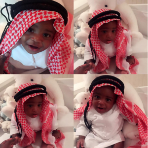 He Melts My Heart – Tiwa Savage Gushes Over Her Son