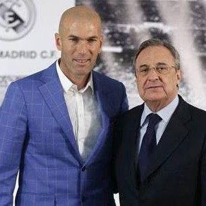 Zinedine Zidane Unveiled As The New Coach Of Real Madrid