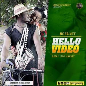 """Sekem"" Singer MC Galaxy Returns With New Video  ""Hello"""