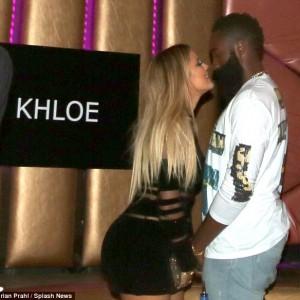 Khloe Kardashian And James Harden Split