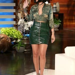 Rihanna Talks About Why She's Still Single