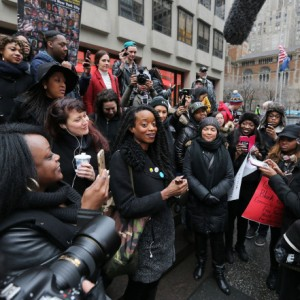 Only 5 Protesters Showed Up To Anti-Beyonce Rally