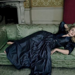Photos : Adele Stuns For Vogue March Issue