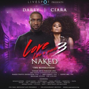 Darey To Host Ciara In 'Love Like A Movie' Season 3