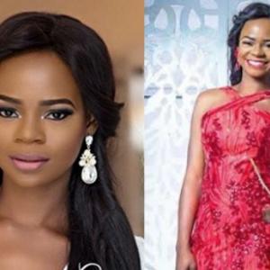 Olajumoke, Erstwhile Bread Seller Now Model Turns Husband To BabyCarrier