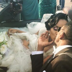 Photos : Ebuka Uchendu And Cynthia Obianodo's White Wedding