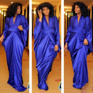 Photos :  Omotola Stuns In New Photos
