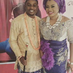 Photos : Julie Odiah's Traditional Wedding