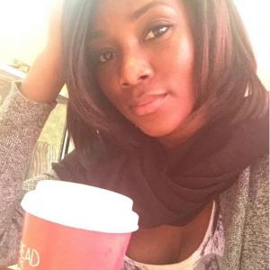 Genevieve Nnaji Celebrates Valentine With Makeup Free Photo