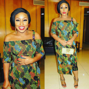Photos : Rita Dominic Stuns At Her Movie Premiere
