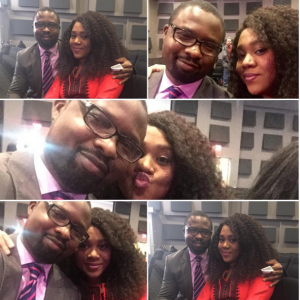 """God knows our love""""-Stella Damasus' And Daniel Ademinokan's Loving Words To Each Other"""