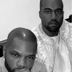 Kirk Franklin's Message To Critics Over Collaboration With Kanye West