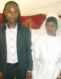 40-Year-Old Woman Weds Her 23-Year-Old Son
