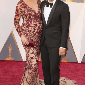 Oscars 2016-Red Carpet Photos