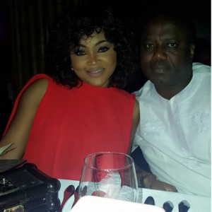 Photos :Mercy Aigbe And Husband Spend Valentine's Day In Dubai