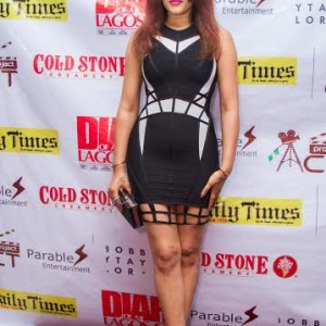 Photos : Premiere of Diary of a Lagos Girl