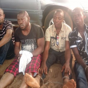 I Kidnap People To Raise Money For My Girlfriend's Bride Price – Suspect