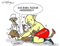 The Naira-Dollar Blues, Reuben Abati Writes