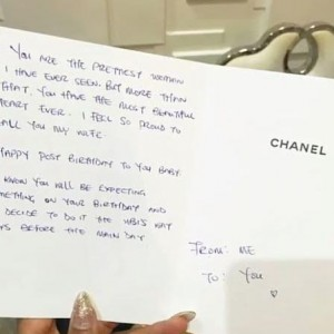 Lilian Esoro Shows Early Surprise Birthday Gift She Got From Ubi Franklin