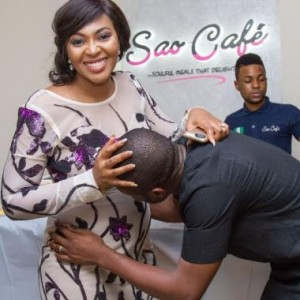 Photos : Lilian Esoro Franklin's Surprise Birthday Party