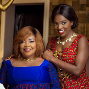 Beautiful Photos Of Annie Idibia And Her Mum