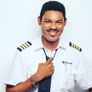 Checkout Omotola Jalade's Loving Birthday Message To Her Hubby, Captain Ekeinde