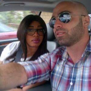 Photos Of Ooni's New Wife, Olori Wuraola With Her Lebanese Husband, Elie Khouri