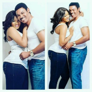 Omotola And Hubby Mark 20th Anniversary With Stunning Photos