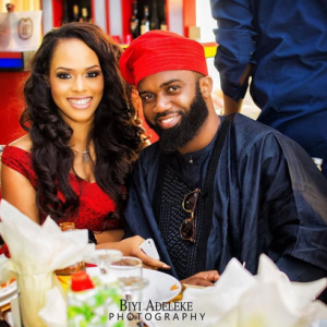 Media Personality Noble Igwe Releases Pre-Wedding Photos