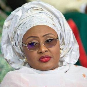 Aisha Buhari Threatens To Sue PDP On Forex Allegation