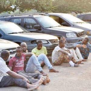 40 Stolen Vehicles Recovered From Car-snatching Kingpin