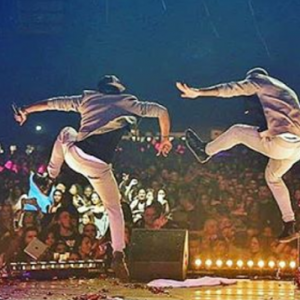 Photos From P-Square's First Performance In Netherlands After Their Family Issues