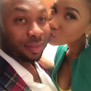 Tonto Dikeh's Husband Showers Praises On Her For Mothers Day