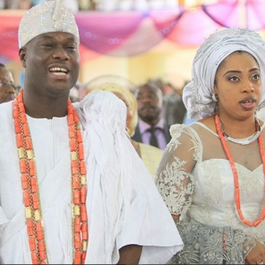 Photos From Ooni of Ife's Wedding Thanksgiving Ceremony