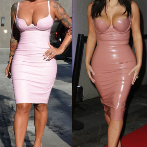 Why Kim Kardahsian And I Can Never Be Friends – Amber Rose