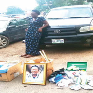 Fake doctor who duped 3 of 23 million also gets duped of N48 million (Photo)