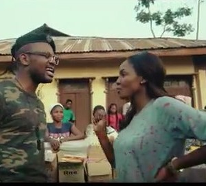 Official Video: Falz – 'Soldier' ft. Simi