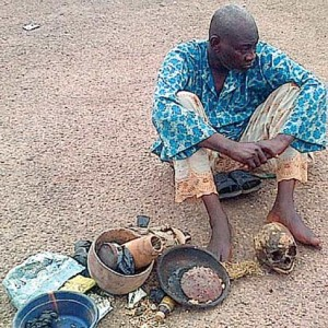 We Sell Human Parts For N30,000 — Suspect